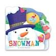 Peek-a-Boo Snowman