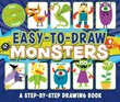 Easy-to-Draw Monsters: A Step-by-Step Drawing Book