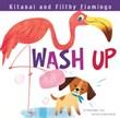 Kitanai and Filthy Flamingo Wash Up