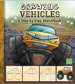 Drawing Vehicles: A Step-by-Step Sketchbook