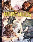 The 12 Labors of Hercules: A Graphic Retelling