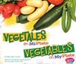 Vegetales en MiPlato/Vegetables on MyPlate