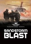 Sandstorm Blast: A 4D Book