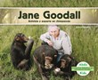 Jane Goodall: Activista y experta en chimpancés