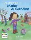 Lea and Dad Make A Garden