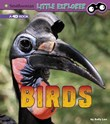 Birds: A 4D Book