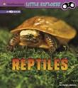 Reptiles: A 4D Book