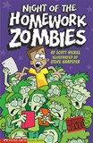 Night of the Homework Zombies: School Zombies