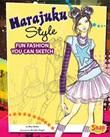 Harajuku Style: Fun Fashions You Can Sketch