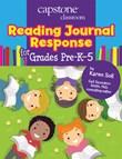 Reading Journal Response for Grades Pre-K-5