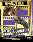 Allosaurus vs. Brachiosaurus: Might Against Height