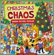Christmas Chaos: Hidden Picture Puzzles