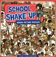 School Shake-Up: Hidden Picture Puzzles