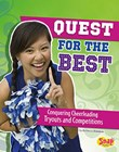 Quest for the Best: Conquering Cheerleading Tryouts and Competitions