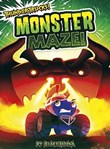 Monster Maze!: A Monster Truck Myth