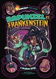 Rapunzel vs. Frankenstein: A Graphic Novel