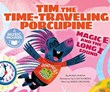 Tim the Time-Traveling Porcupine: Magic E and the Long I Sound