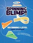 Spinning Blimp! Beginning-Level Paper Airplanes: 4D An Augmented Reading Paper-Folding Experience