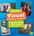 Research Visual Primary Sources: Photographs, Paintings, Video, and More!