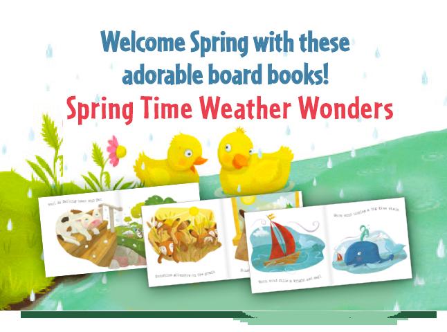 Spring Time Weather Wonders