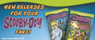Scooby-Doo New Releases