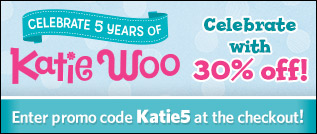 Katie Woo is 5