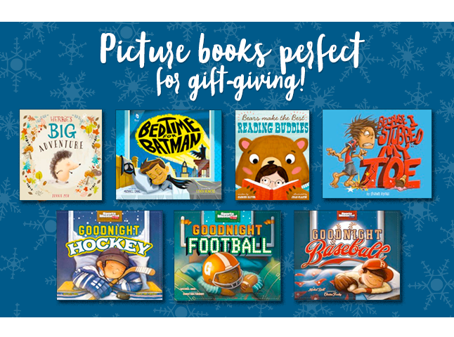 Picture Books for Gifts banner