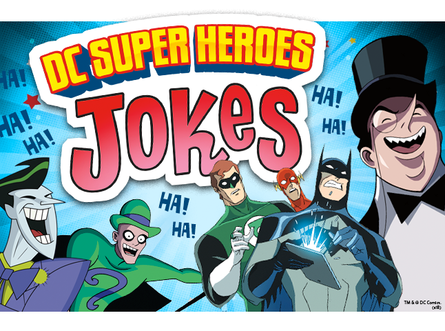 Super Hero Jokes