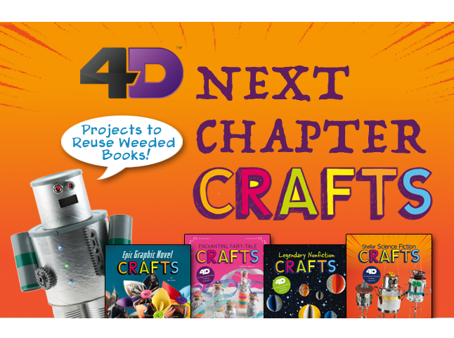 Next Chapter Crafts 4D