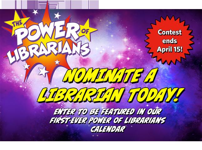 Power of Librarians Calendar Contest