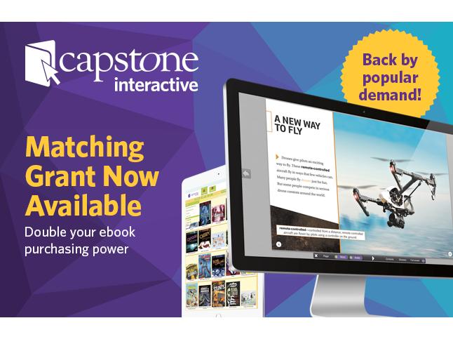 Capstone Interactive Matching Grant