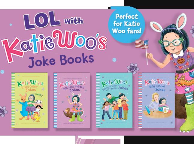 Katie Woo&#39&#59;s Joke Books
