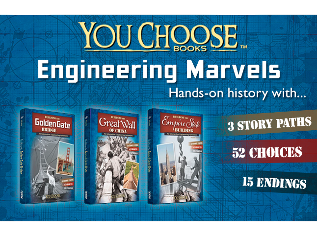 You Choose&#58&#59; Engineering Marvels