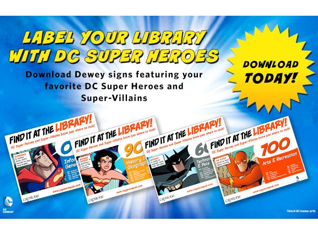 DC Dewey Poster Download