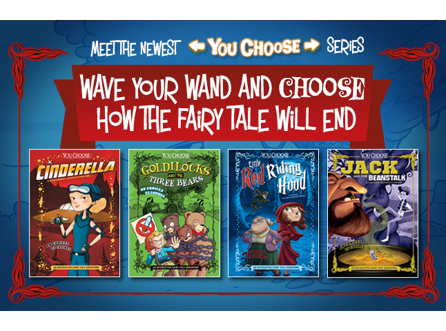 You Choose&#58&#59; Fractured Fairy Tales