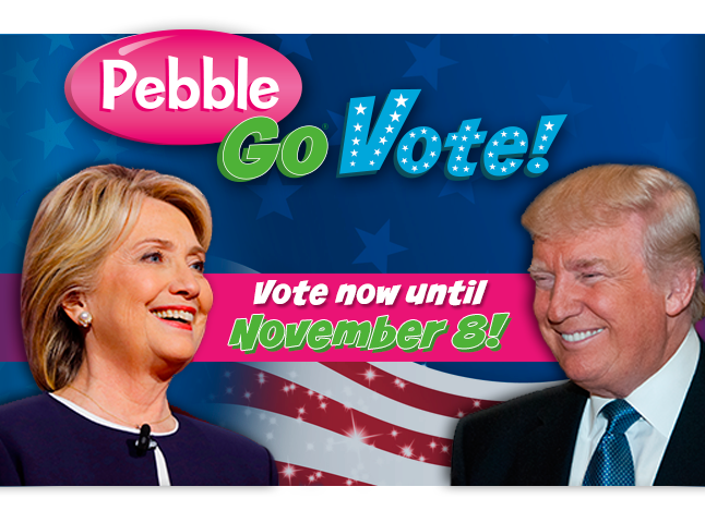 PebbleGo Vote