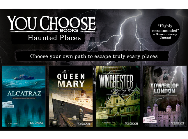You Choose Haunted Places