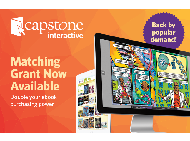 The Capstone Interactive Grant is Open&#33&#59;