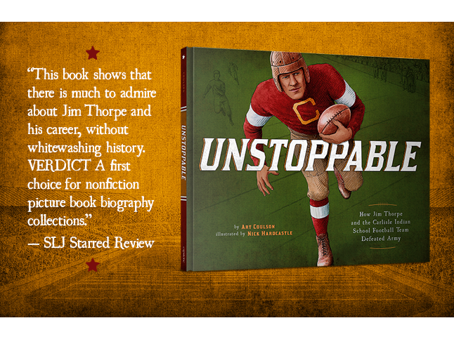 Unstoppable&#58&#59; How Jim Thorpe and the Carlisle Indian School Football Team Defeated Army