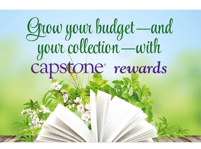 Capstone Rewards Promo Spring 2018