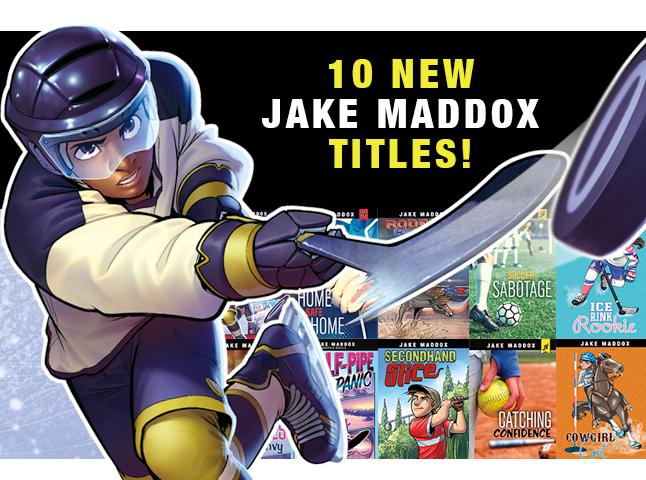 Jake Maddox Sports