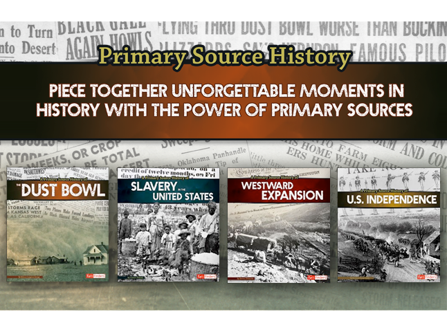 Primary Source History