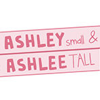 Ashley Small and Ashlee Tall