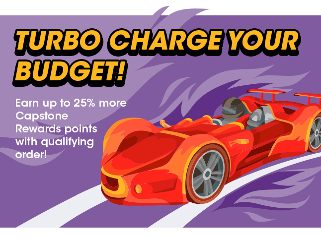 Turbo Charge Bonus Rewards