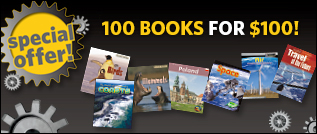 Special Offer for Capstone Classroom Customers - 100 Books for $100.00