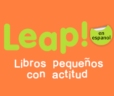 Leap en Espanol program logo image
