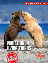 Variation in Living Things image