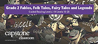 Fables, Folk Tales, Fairy Tales and Legends Image