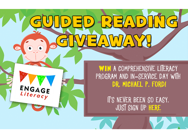 Engage Literacy Giveaway
