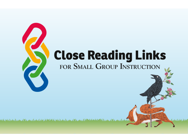 Close Reading Links